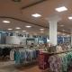 Quadratische Deckenstrahler im Geschäft von Bruno Kleine in Wilnsdorf